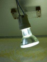 27. Mój patent na mocowanie żarówki (nowsza wersja ubiegłorocznego patentu)