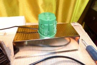 4. Budowa lampki dla metahalogena